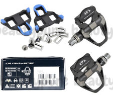 Shimano Dura-Ace PD-R9100 SPD-SL Carbon Road Pedals (Black) NIB