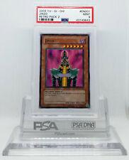 YUGIOH RP02-EN001 JINZO ULTRA RARE CARD PSA 9 MINT #*