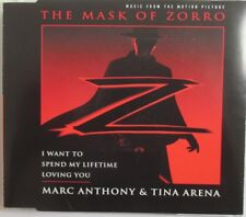 """TINA ARENA - CD SINGLE PROMO """"I WANT TO SPEND MY LIFETIME LOVING YOU"""""""