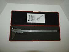 "Starrett 797B-12/300 12"" Range Digital Caliper w/ IP65 Protection & Standard."