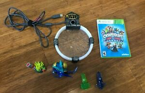 Xbox 360 Skylanders Trap Team Game, Portal, and 4 Figures