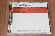 SubZero - Happiness Without Peace (1997) (CD) (Century Media – 77157-2)