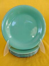 TableTops Gallery Indochine  SALAD PLATE 1 of 4 avail. turquoise have more items