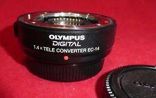 Olympus EC-14 1.4x Tele Converter Lens for Four Thirds