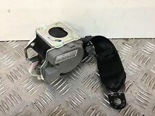 AUDI TT 8J MK2 2006-12 DRIVERS RIGHT OFFSIDE REAR SEAT BELT BLACK 8J8857806 B