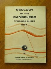 Geology of the Canbelego 1:100,000 Sheet 8134 (Paperback, 1981)