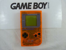 Game Boy Classic - Clear Orange