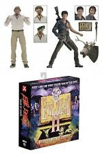 Evil Dead 2 Hero Ash & Deadite Ash Box Set Action Figures 2 Pack NECA PRE-ORDER