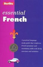 NEW - Berlitz Essentials: French by Berlitz Publishing