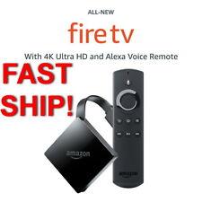 AMAZON Fire TV with 4K Ultra HD & Alexa Voice Remote 3 Gen BRAND NEW MINI BOX !!