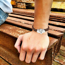 Fashion Alloy Bangle Assassin's Creed Weave Wristband Bracelet Cosplay Gift