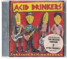 ACID DRINKERS - THE STATE OF MIND REPORT 1998 MMP CD POLSKA POLAND POLONIA