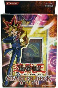 Yu-Gi-Oh! Starter Deck: Yugi! DE! EX! (2002)