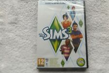 THE SIMS 3 MAIN GAME PC/MAC DVD FAST POST ( brand new & sealed )