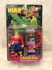 Toybiz Incredible Hulk Smash Crash Doc Samson Action figure