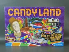 Candy-Land Willy Wonka and The Chocolate Factory Special Edition Game