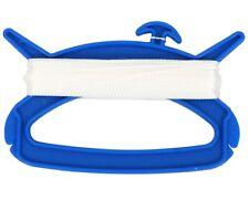 Drachenschnur mit Griff 50 Meter, 15 kg Schnur für Drachen auf Griff Handspule
