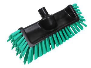 Carpet cleaning scrubbing Brush - Scratter broom green