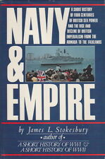 Navy and Empire : A Short History of Four Centurie
