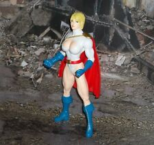 DC DIRECT COLLECTIBLES INFINITE CRISIS SERIES POWER GIRL FIGURE
