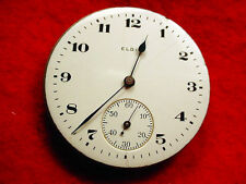ELGIN 16 SIZE MOVEMENT LOOK AT PHOTOS FOR DETAIL!!   #M-812
