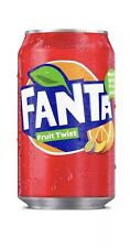 Fanta Fruit Twist Cans - 24 x cans (UK Next Day Delivery)