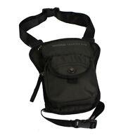 Men Nylon Travel Hiking Motorcycle Messenger  Fanny Pack Bag Waist Pouch