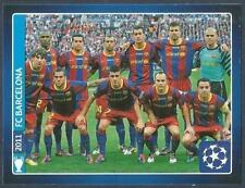 Soccer trading cards uefa champions league 2013 2014 season ebay panini uefa champions league 2013 14 621 2011 barcelona team photo voltagebd Choice Image
