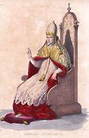 Gerbert Sylvestre II Savant Gerbert Pape Sylvestre II Gerbert d'Aurillac