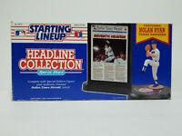 NOLAN RYAN Texas Rangers Starting Lineup 1992 MLB SLU HEADLINE COLLECTION Figure