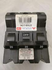 American / Federal Pacific 20 amp Stab-Lok circuit breaker NB232020*New -no box