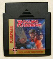 Rolling Thunder (Nintendo Entertainment System, 1989)
