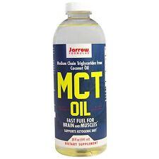 MCT Oil - 591ml by Jarrow Formulas - Medium Chain Triglycerides from Coconut Oil