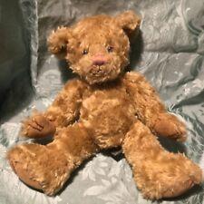 Vintage Teddy bear. Soft toy.. Burgdoff.