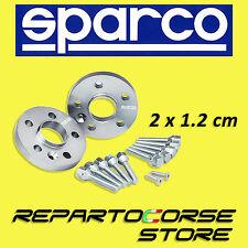 DISTANZIALI SPARCO 12mm MINI ONE, COOPER, COOPER S, R50, R52, R53