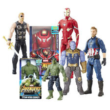 30cm Hasbro Marvel Avengers Infinity War Action Figures Doll Collection Toy Gift