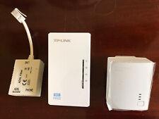 TP Link WiFi Extender AV500 Nano Powerline Adapter Model No. TL-PA4010