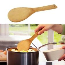 Kitchen New Bamboo Spoon Spatula Wooden Utensils Cooking Spoon Tools Shovel