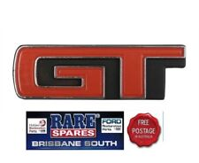 "XA XB  FORD FALCON ""GT"" GRILLE BADGE RARE SPARES BRISBANE SOUTH"