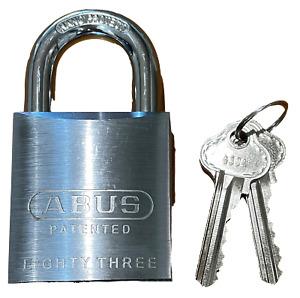 Abus 83/50 Padlocks - High Security Padlock - 8350NKD