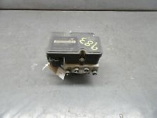 2014 Fiat Doblo 1.6 Multijet ABS Pump Unit - ATE - 51924795