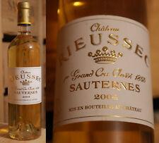 2004er chateau rieussec-Sauternes-Top PROMOClÓN!!!