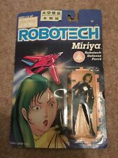 Robotech Miriya Robotech Defense Force Action Figure 1985