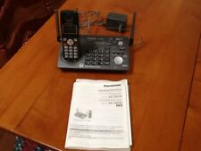 Panasonic KX-TG6700 5.8GHz 2 Line Phone System w/Handset,  Charger & Manual