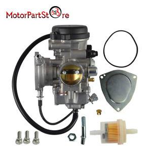 PD33J Carb Carburetor For Yamaha Bruin 350 Big Bear 400 Wolverine 450 Kodiak 400