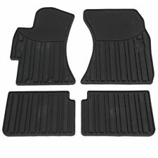 OEM 2008-2014 Subaru All Weather Rubber Floor Mats Impreza Forester J501SFG200