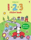 123 Sticker Book by Sam Taplin (Paperback, 2008)