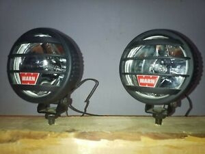 Warn W350F Fog Lights
