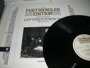 Furtwangler Edition Gorrerdammerung (III ATTO) Double Album Fonit Cetra FE 20