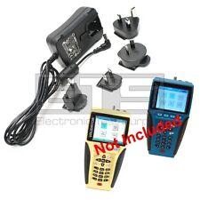 Test-Um JDSU NT96 Validator NT950 NT955 Battery Charger Power Supply 110V-240V